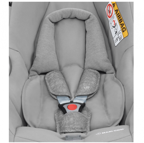 cabriofix autostoeltje nomad grey