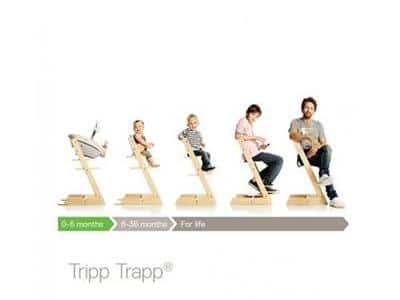 stokke tripptrapp kinderstoel