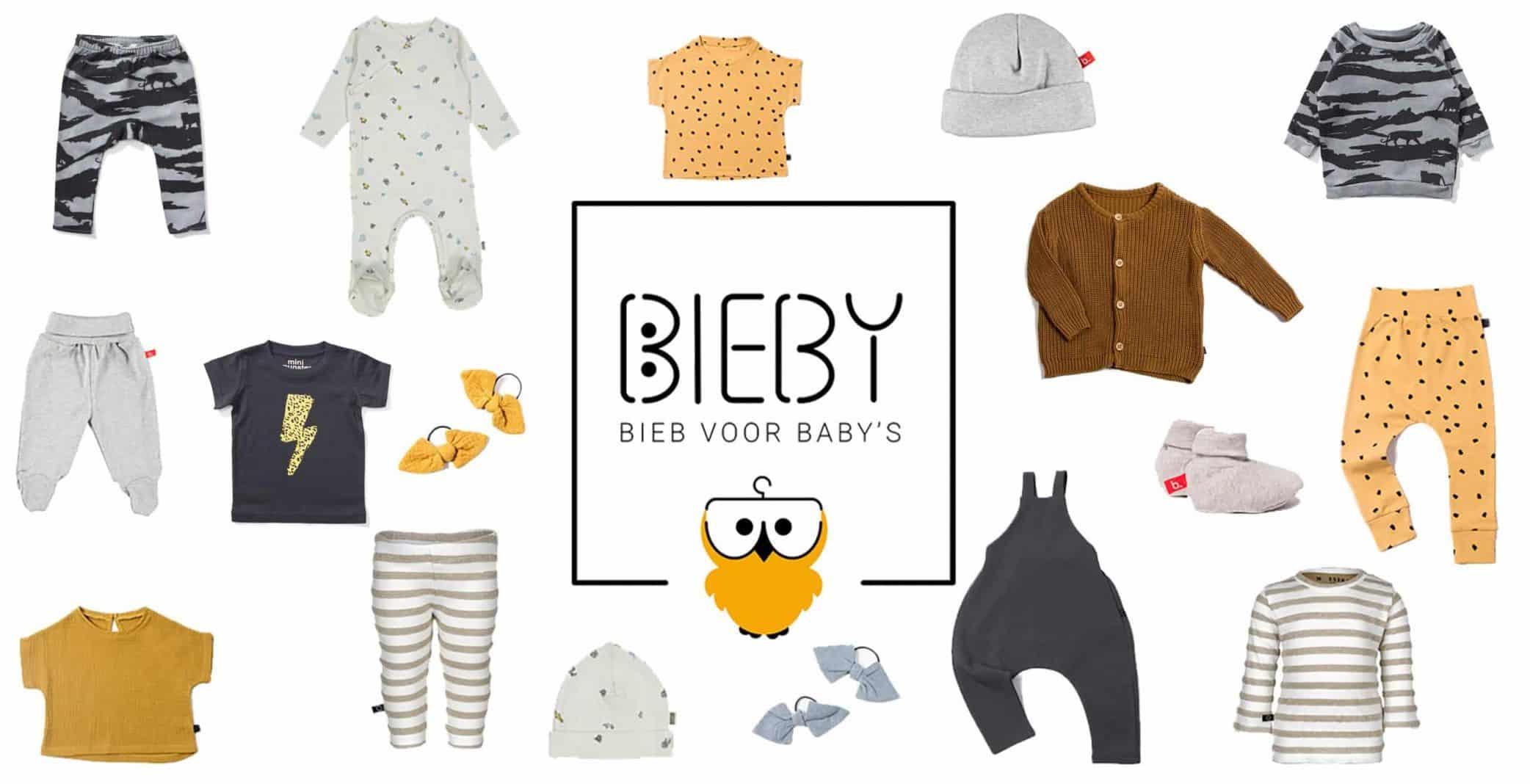kledingbieb voor baby's